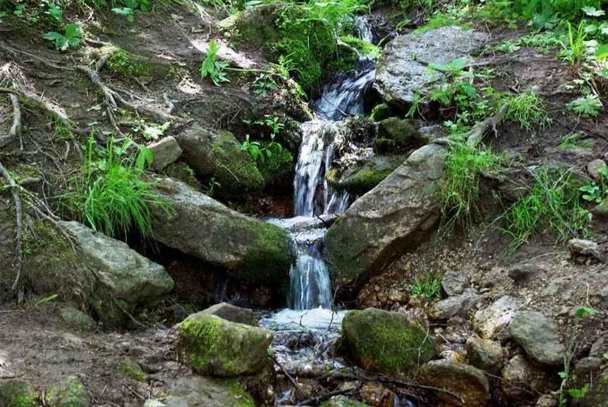 Горный ручей. Photo-9937